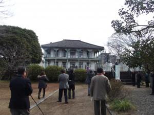 ジェーンズ邸(1)