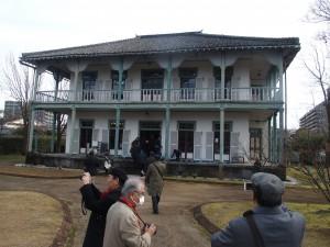 ジェーンズ邸(2)